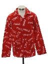 Mens or Boys Pajama Top Shirt