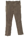 Mens Flared Jeans Cut Pants