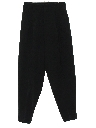 Mens Zoot Suit Style Pleated Pants