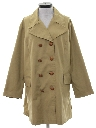 Womens Overcoat Trench Jacket