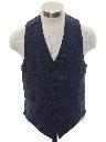 Mens/Boys Wool Suit Vest