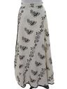 Womens Maxi Wrap Hippie Skirt