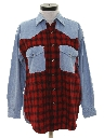 Womens Wicked 90s Western Shirt