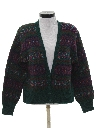 Womens Wicked 90s Cardigan Sweater