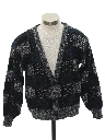 Mens/Boys Totally 80s Cardigan Sweater