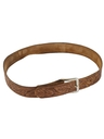 Unisex Accessories - Leather Hippie Belt