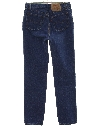 Womens Levis 501 Tapered Leg Denim Jeans Pants