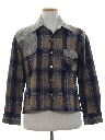 Mens Cropped Hunting Shirt