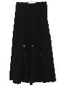Womens Western Maxi Skirt