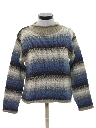Womens Mod Sweater