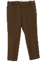 Mens Mod Leisure Style Slacks Pants