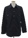 Mens Leisure Shirt Jacket