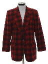 Womens Boyfriend Style Blazer Sport Coat Jacket