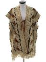 Unisex Hippie Poncho Style Jacket