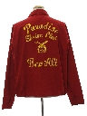 Mens Embroidered Club Jacket
