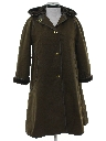 Womens Overcoat Jacket