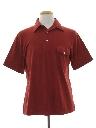 Mens Polo Style Golf Shirt
