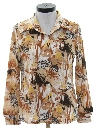 Womens Disco Shirt