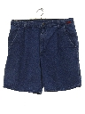 Mens Totally 80s Denim Jeans Shorts
