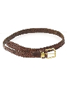 Mens Accessories - Leather Belt