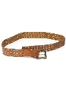 Mens Accessories - Leather Belt