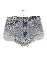 Womens Levis 550 Denim Cut Off Daisy Duke Shorts