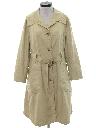 Womens Overcoat Trench Jacket