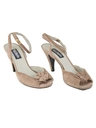 Womens Accessories - Totally 80s Suede Leather Heels Shoes