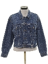 Womens Totally 80s Guess Denim Jacket