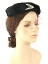 Womens Accessories - Velvet Hat
