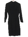 Womens Designer Wiggle Dress