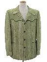 Mens Mod Western Style Leisure Jacket