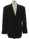 Mens Totally 80s Swing Style Blazer Sportcoat Jacket