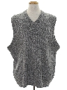 Mens Knit Sweater Vest