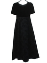 Womens or Girls Maxi Prom Or Cocktail Dress