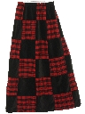 Womens Hippie Maxi Skirt