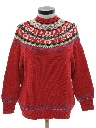 Womens Ski Sweater