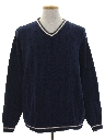 Mens Preppy Sweater
