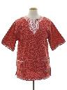 Unisex Dashiki Style Hippie Shirt