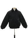 Mens Navy Military Bomber Jacket