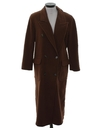 Womens Wool Overcoat Jacket