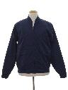 Mens Derby Style Zip Jacket