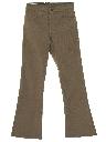 Unisex Levis Rare 646 Bellbottom Corduroy Jeans Pants