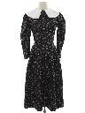 Womens Victorian Style Prairie Dress