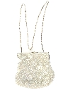 Womens Accessories - Beaded Cocktail Purse