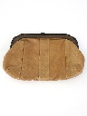 Womens Accessories - Faux Leather Clutch Purse