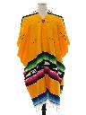 Unisex Hippie Poncho Jacket