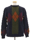 Mens Totally 80s Style Sweater