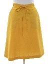 Womens Mod Wrap Skirt