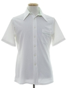 Mens Preppy Shirt